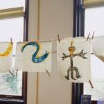 4 способа  хранить детские рисунки!