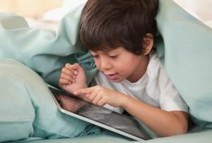 ребенок-планшет