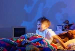 ребенку снятся плохие сны