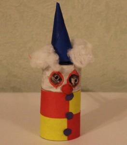 клоун-плакса