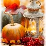 16 октября, день осени