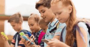 использование смартфонов в школе