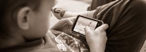 Если ребенок играет в онлайн игры